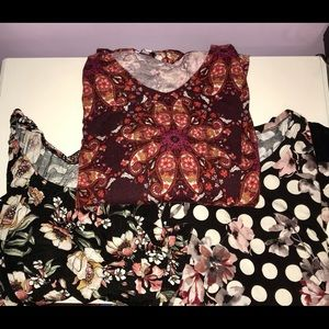 2X Blouse Bundle